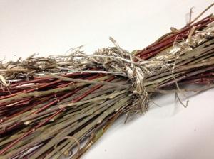 Goosegrass rope