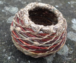 Black Loch basket portrait
